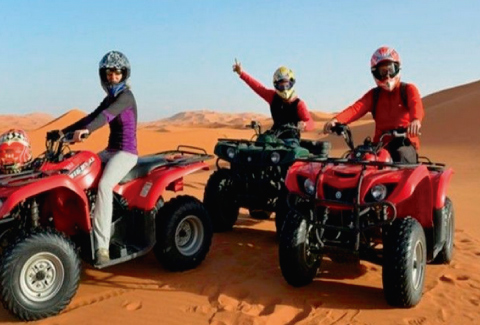 Morocco Quads biking desert tours