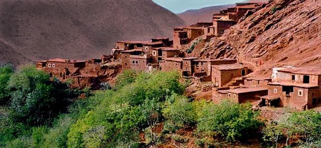 从马拉喀什到乌里卡谷地的一日游