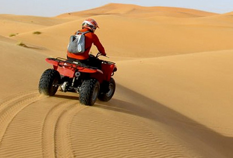 Morocco quads tours in desert